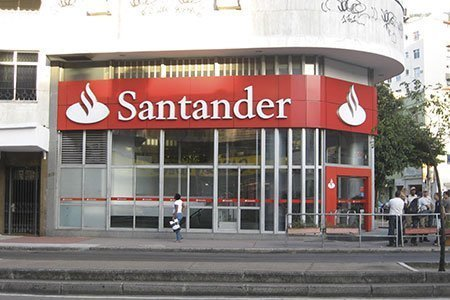 Productos financieros Santander